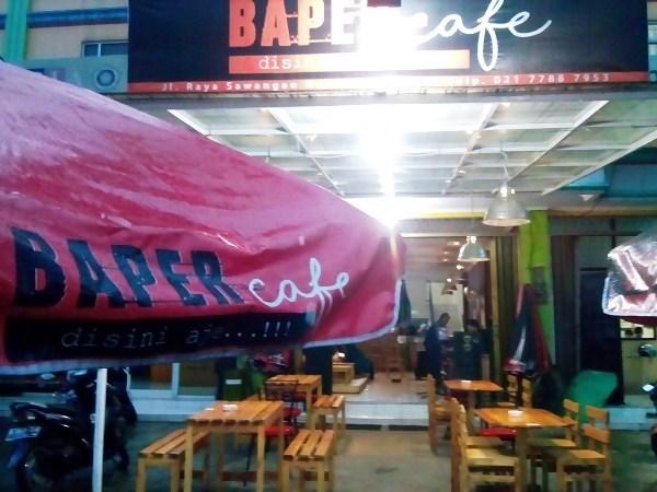 Baper Cafe, Tempat Nongkrong Asik dan Murah di Depok