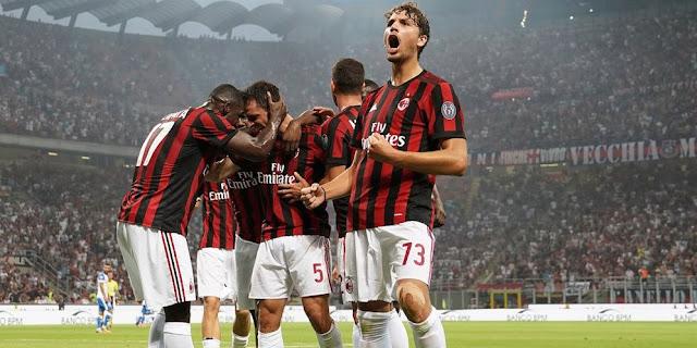 SBOBETASIA - Antusiasme Milan Buat Mantan Pelatihnya Ikut Senang