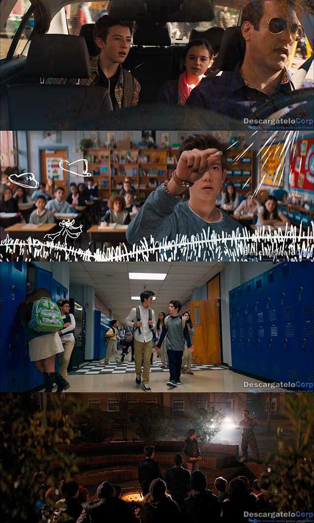 Los Peores Años de mi Vida (2016) HD 1080p Latino