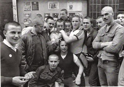 Colorblind Skinhead Skinheads Mixed Pics 4