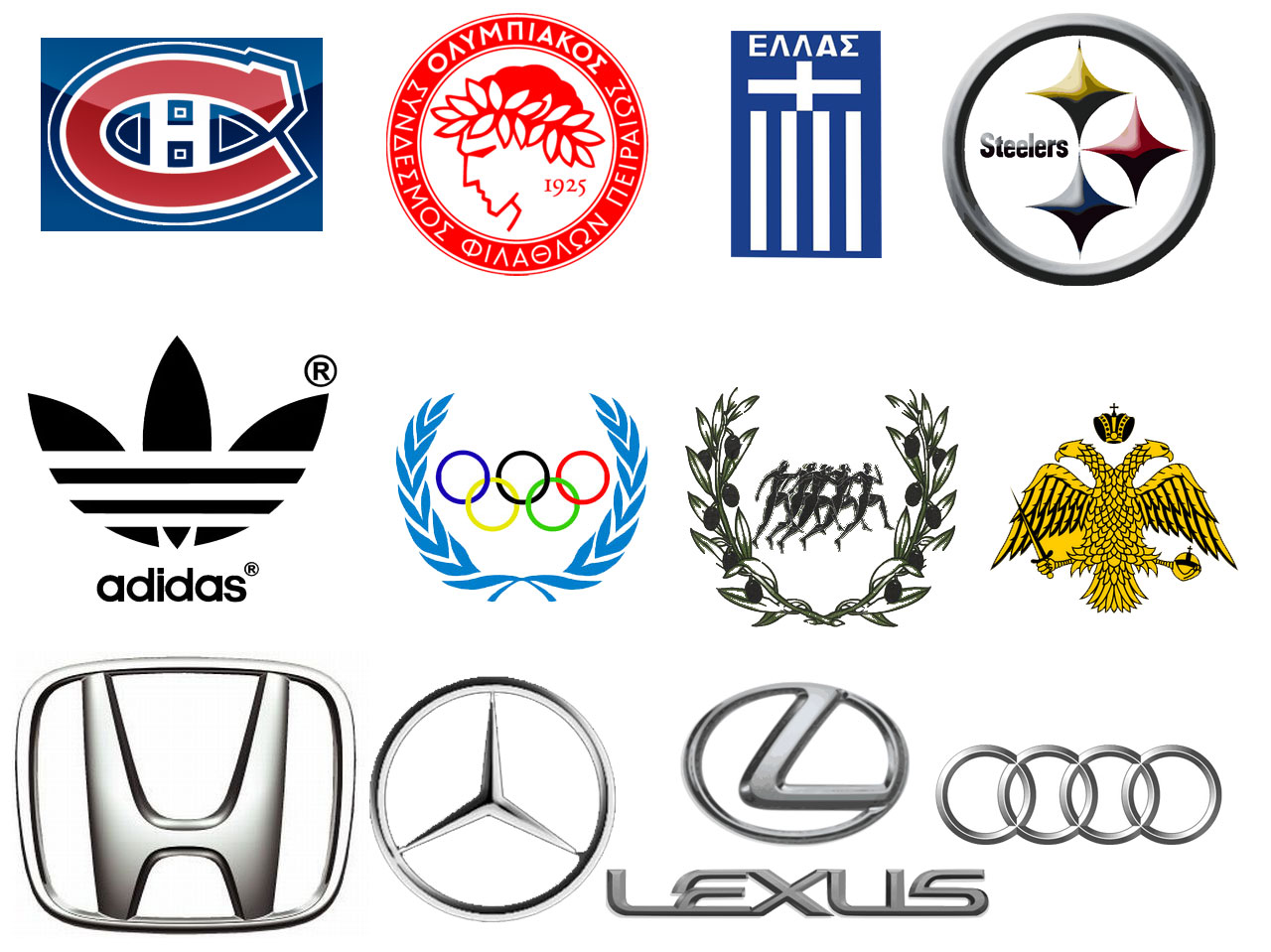 logos and what they represent
