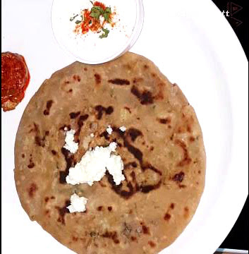 Aloo Paratha Recipe (Potato Flatbread)