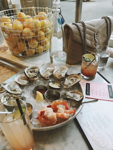 The Darling Oyster Bar Charleston Review