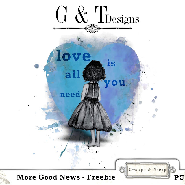 G&T Designs - More Good News with Freebie & More $1 Kits!!