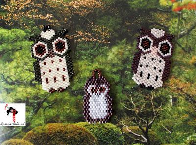 owl kanzashiland