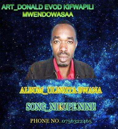 Download Audio | Donald Evod Kifwapili – Nikupe Nini
