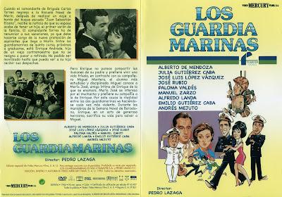 Los guardamarinas | 1967 | Con Alfredo Landa
