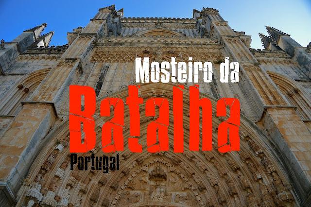 Visitar o Mosteiro da Batalha, Portugal