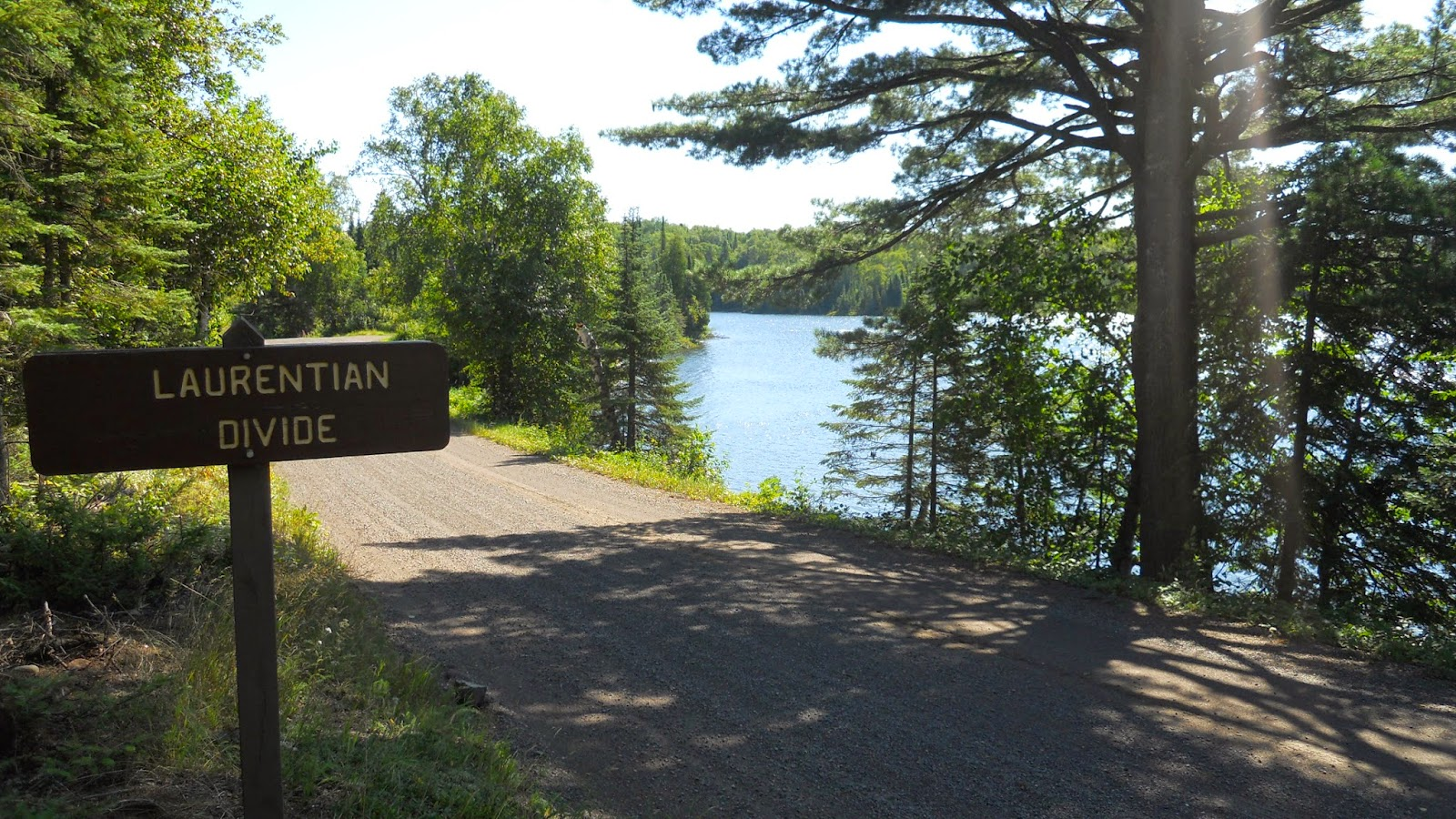 National Forest Camper: Divide Lake Campground