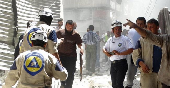 Δολοφονήθηκε ο ιδρυτής των «White Helmets»: «Τον σκότωσαν οι Ρώσοι» λένε οι Βρετανοί