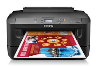 Epson WorkForce WF-7110 Inkjet Printer Driver Download