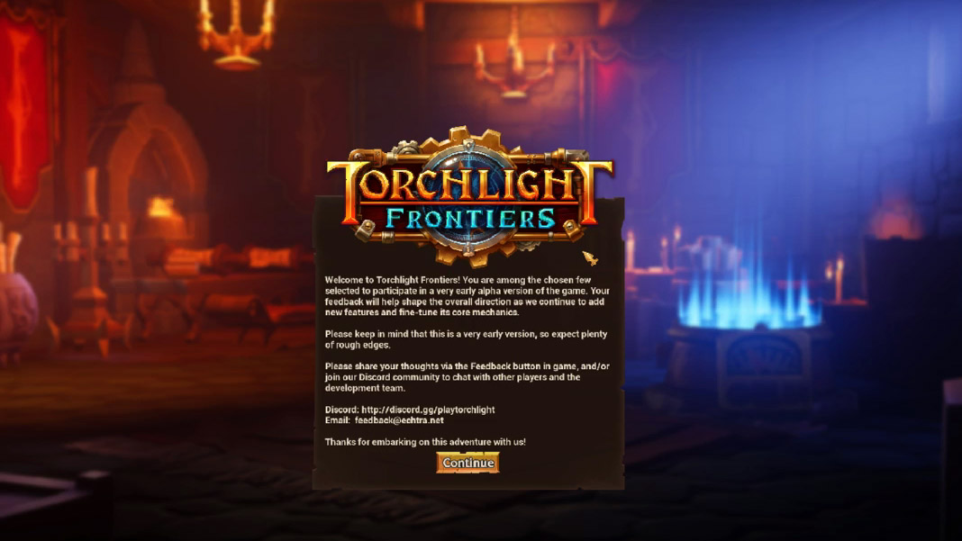 Torchlight Frontiers Closed Alpha 3 is Live | Lord Murasama •