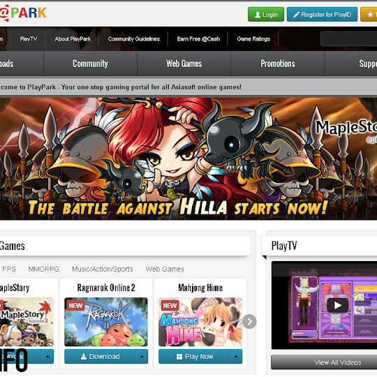 How To Create An Account For Ragnarok Online 2 SEA?