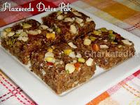 Flax Seeds Dates Pak