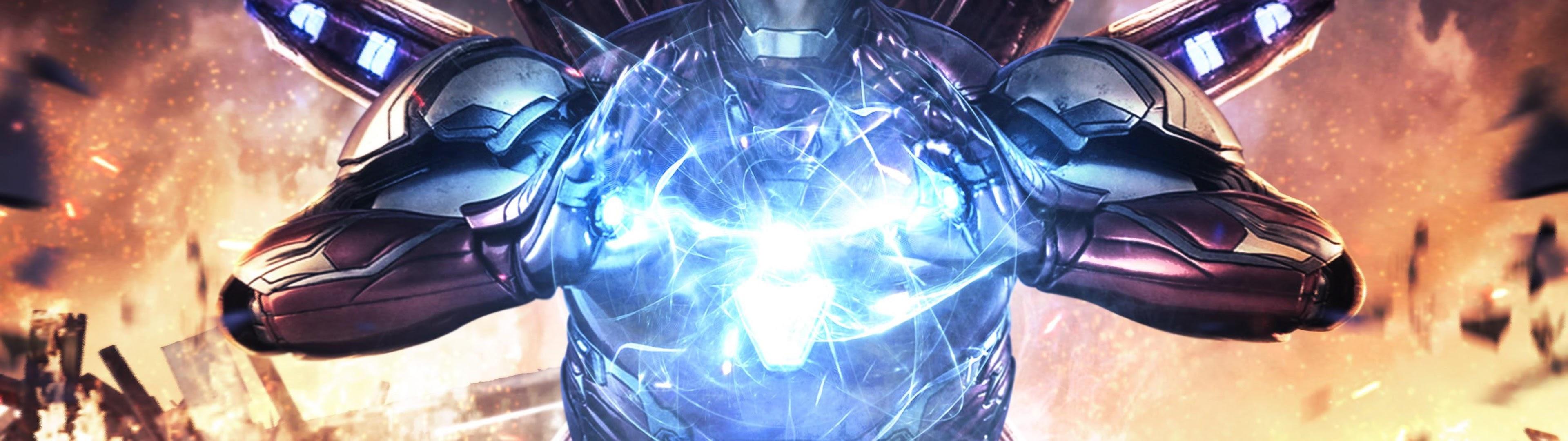 Avengers Endgame Iron Man 4k Wallpaper 120