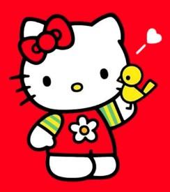 gambar hello kitty 17