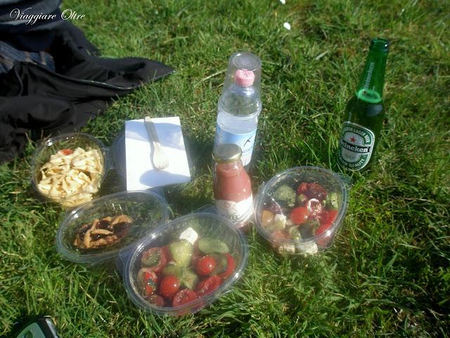 Eco-picnic alla Villa Pamphili