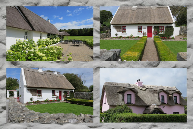 Weekend in Connemara - Thatched Cottages