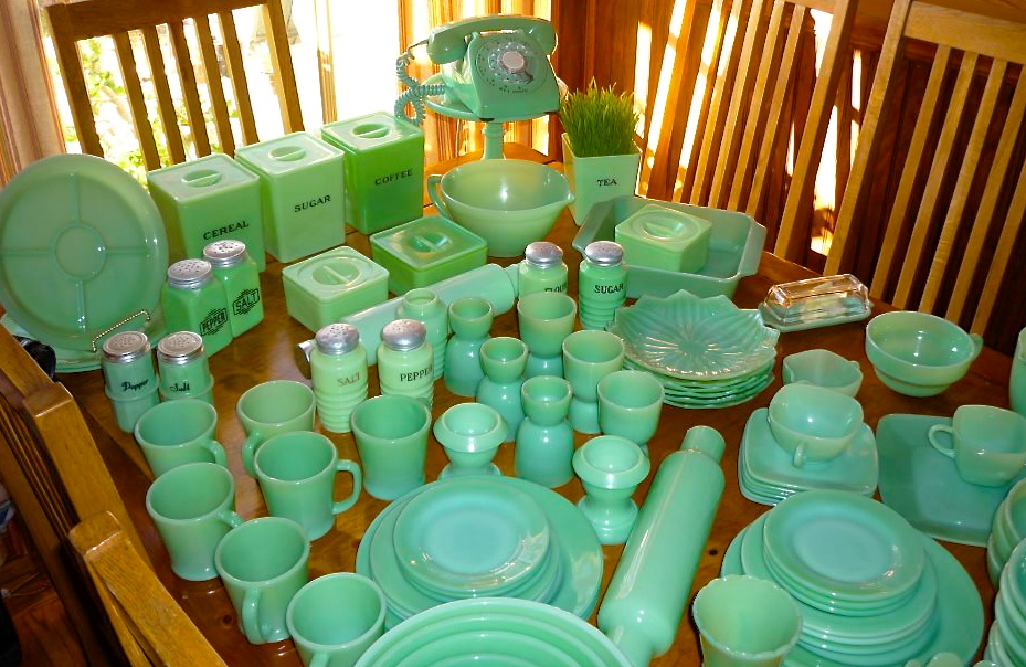691c8d5a966 Good Things by David  Collecting Jadeite