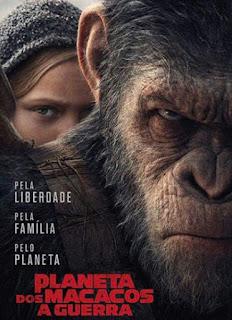 Planeta dos Macacos: A Guerra - TS Dublado