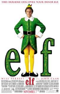 Elf 2003 poster