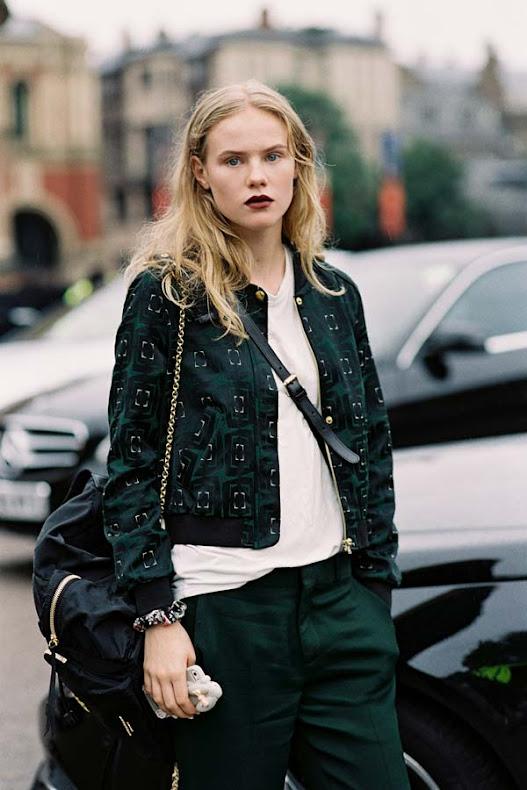 Vanessa Jackman London Fashion Week Ss 2016 Elisabeth