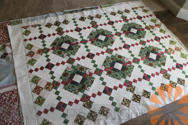 Piece N Quilt Downton Abbey Quilt Custom Machine Quilting By