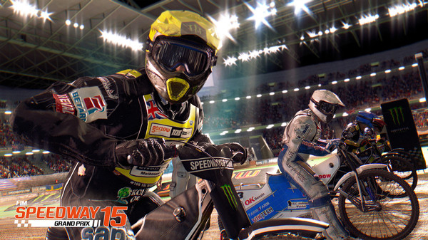 FIM Speedway Grand Prix 15 PC