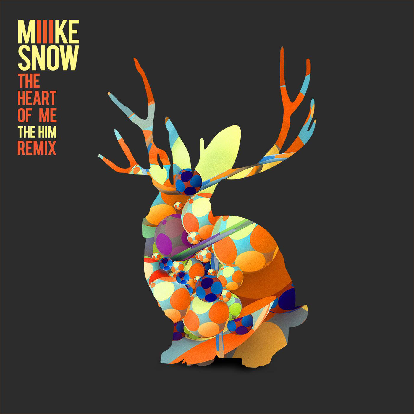 Miike Snow - Heart Of Me (The Him Remix)