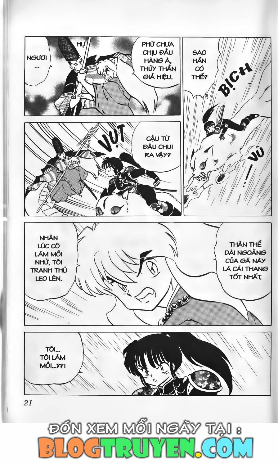 Inuyasha vol 11.1 trang 20