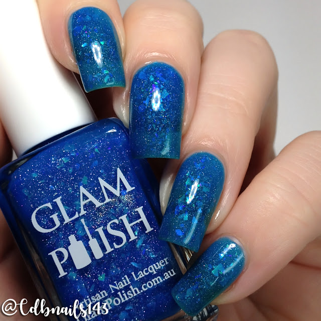 Glam Polish-Life Is The Bubbles