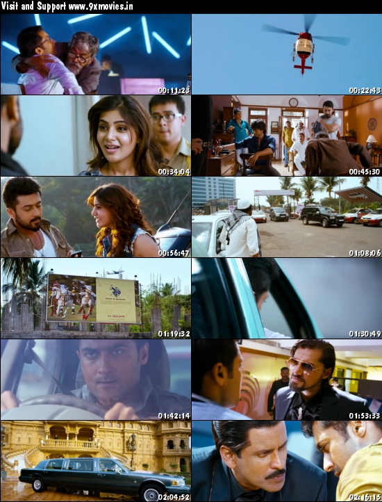 Anjaan 2014 Dual Audio Hindi 720p BluRay
