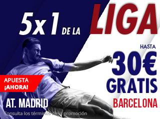 suertia promocion Atletico vs Barcelona 24 noviembre