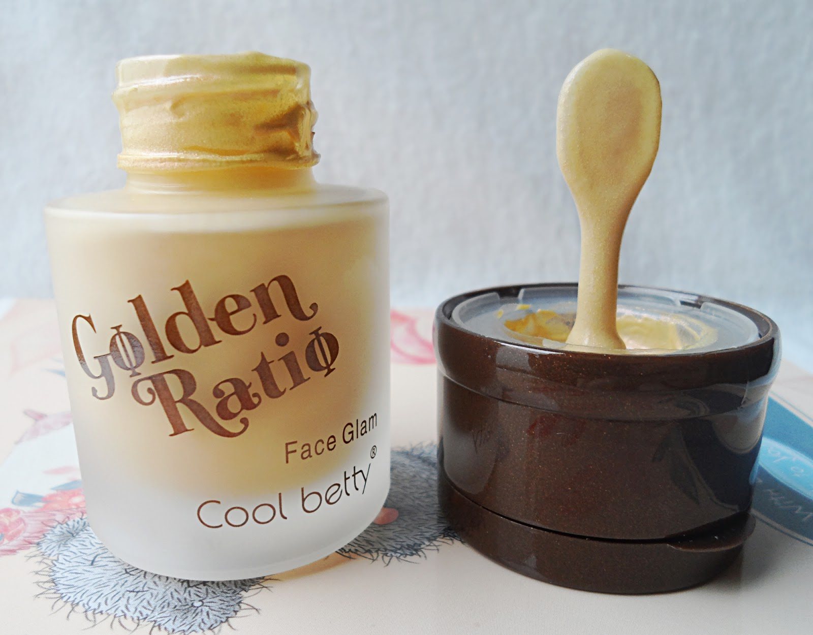 Golden Ratio Liquid Highlighter born pretty store coupon code beauty review blogger liz breygel
