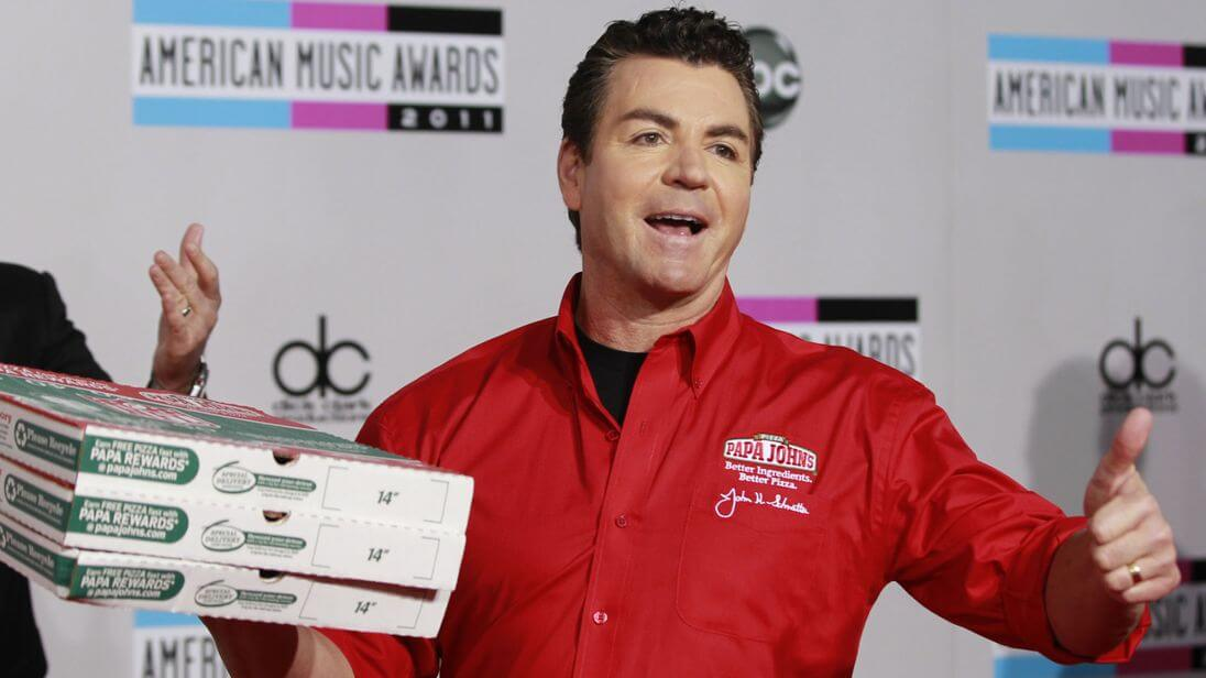 Papa John's Founder Schnatter Resigns Over N-Word Use