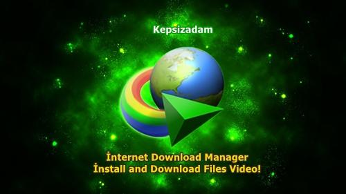 IDM Ucretsiz indir Tek Link + Kurulum Videosu izle 2016
