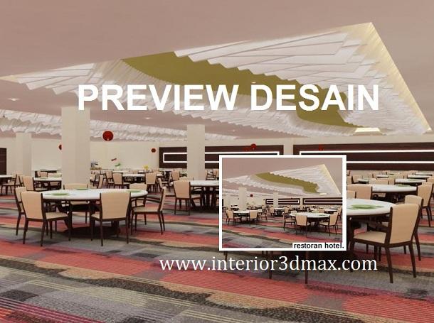 Jasa desain gambar murah for Design hotel i restoran navis