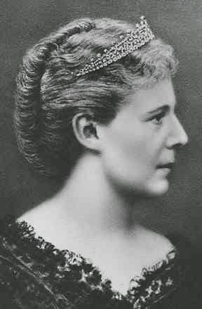 Marie Henriette, reine des Belges, née archiduchesse d'Autriche
