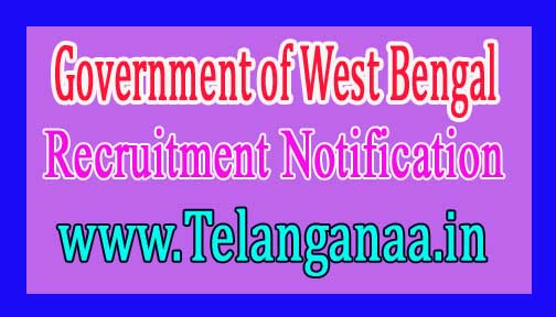 Government of West Bengal Office of the Hoogly Zilla Parishad Recruitment Notification 2017