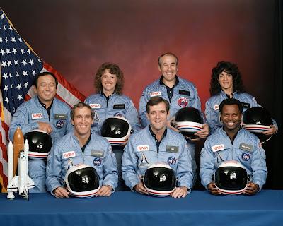 Ζει το πλήρωμα του Space Shuttle Challenger; 1
