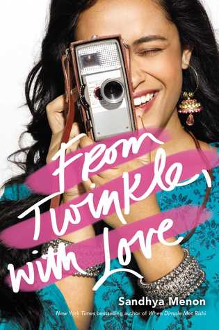 From Twinkle, With Love by Sandhya Menon US Cover