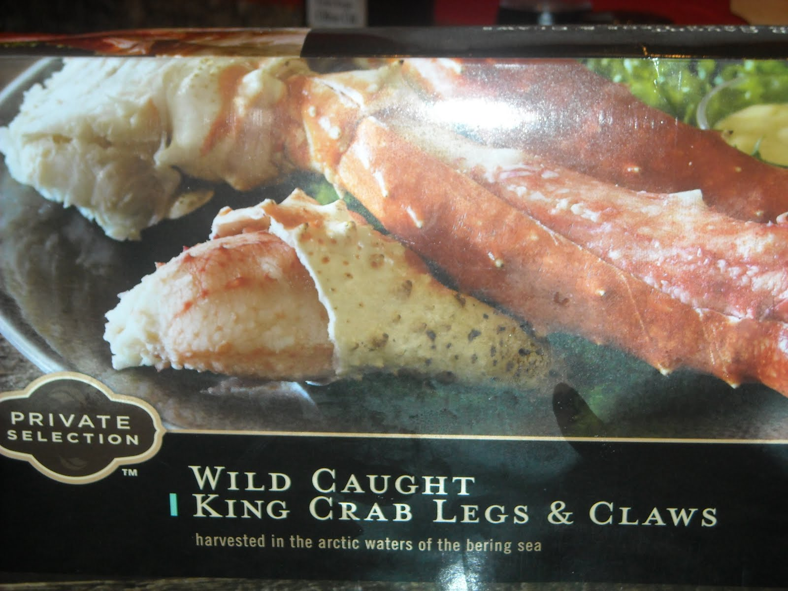 Red Kitchen Recipes: King Crab Legs