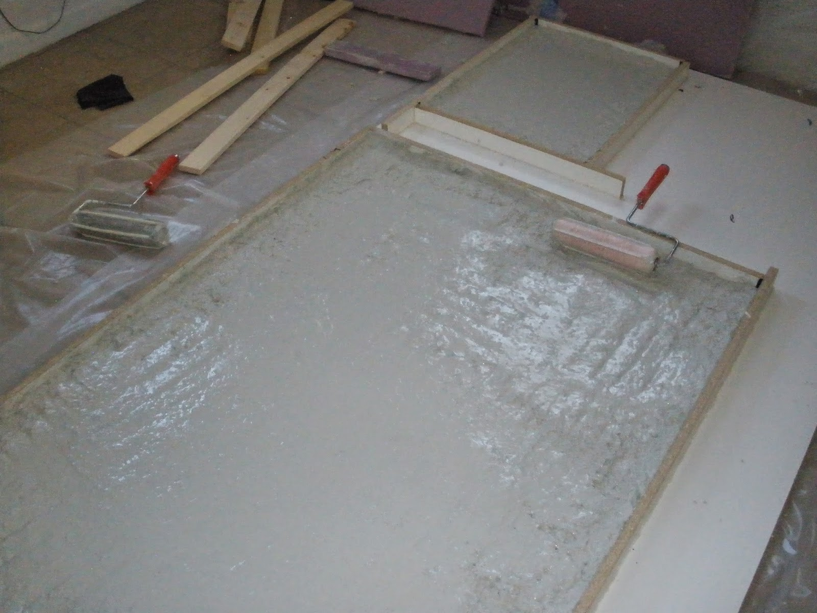 Concrete Countertop Reinforcement Caliradan