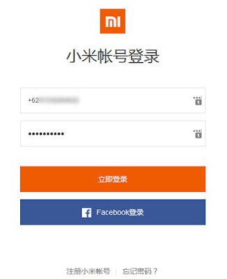 Unlock MI Device Xiaomi - Pelangi Blog