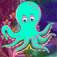 Games4King Colossal Squid Escape