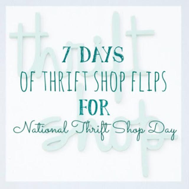 7 Days of Thrift Shop Flips