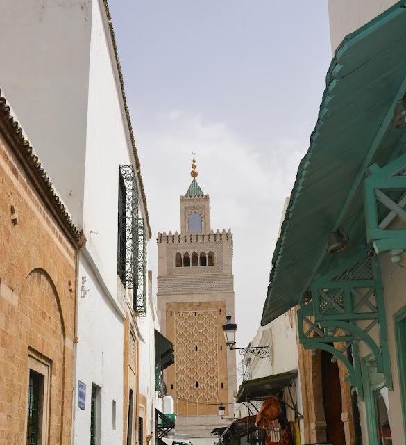 Zaytuna cami, Tunus