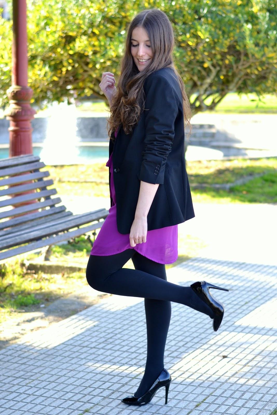 zara black heels ss15