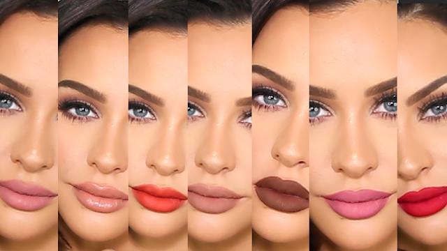 azie beauty da house kylie limited edition lip matte