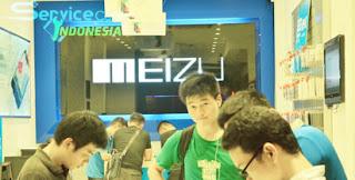 Service Center HP Meizu di Jakarta Pusat